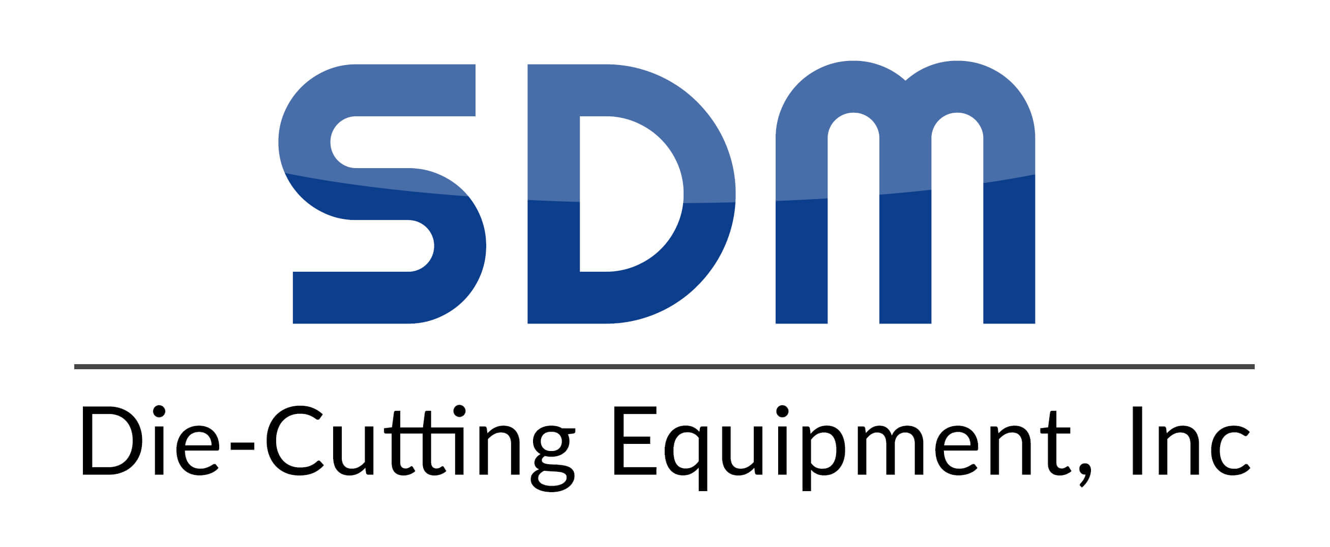 SDM Die-Cutting Equipment Inc.