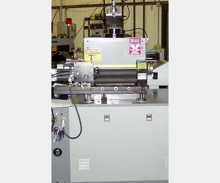 12 Ton Preco 12x12 Press