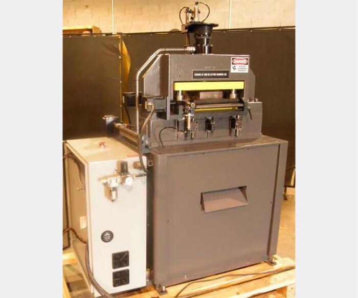 20 Ton 12x12 Hydraulic Press