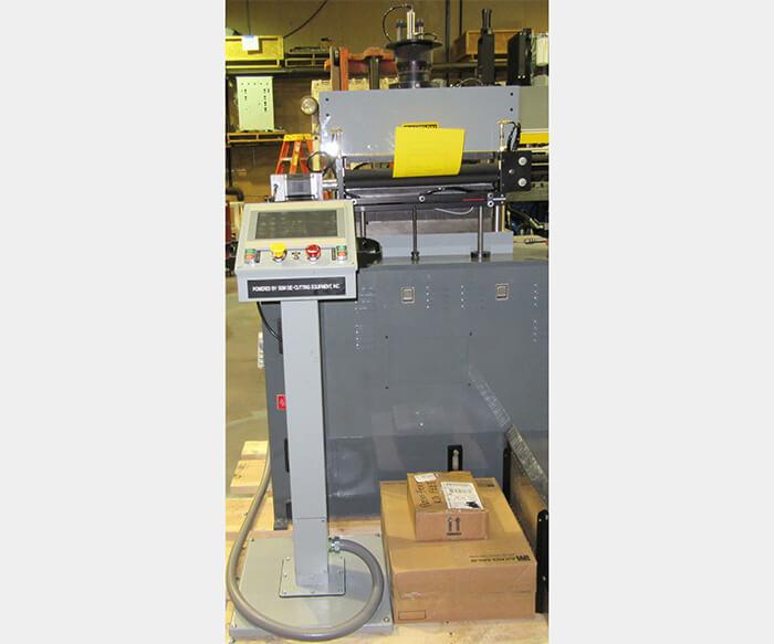 Remanufactured Preco Hydrualic Press 20 Ton 12x20