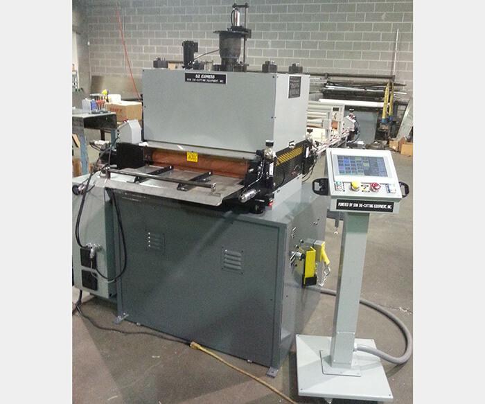 40 Ton Preco 20x24 Remanufactured Hydraulic Press