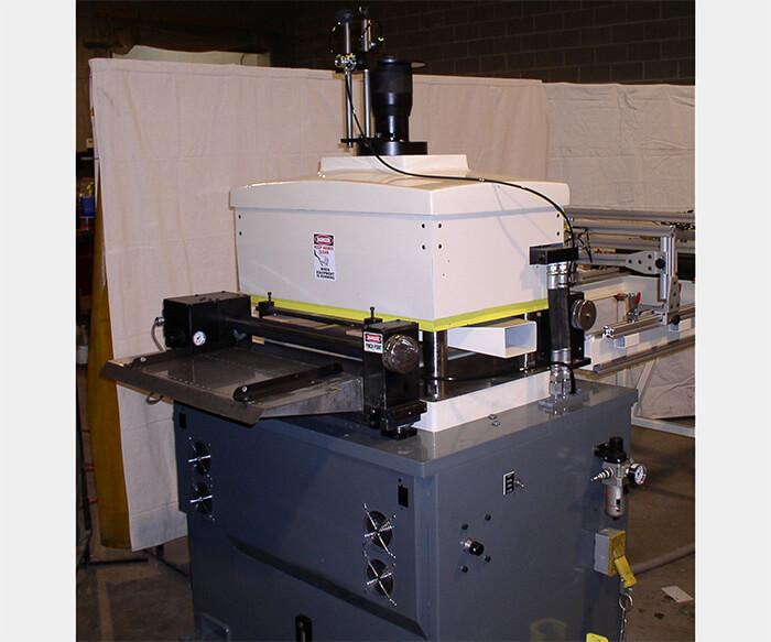 2024 40-Ton Hydraulic Press