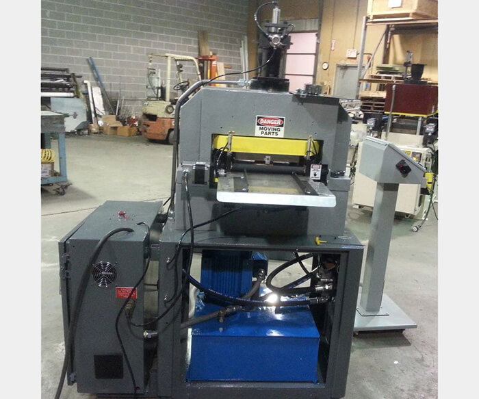 40 ton 1512 Preco Hydraulic press
