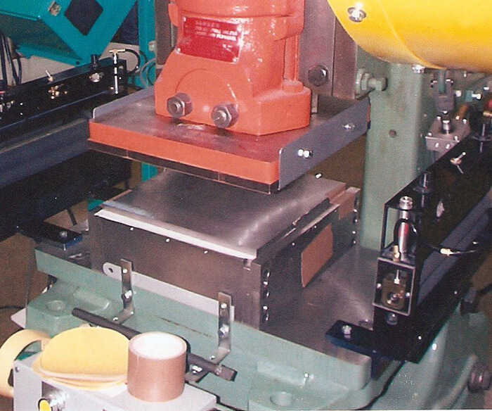 direct drive roll feed system