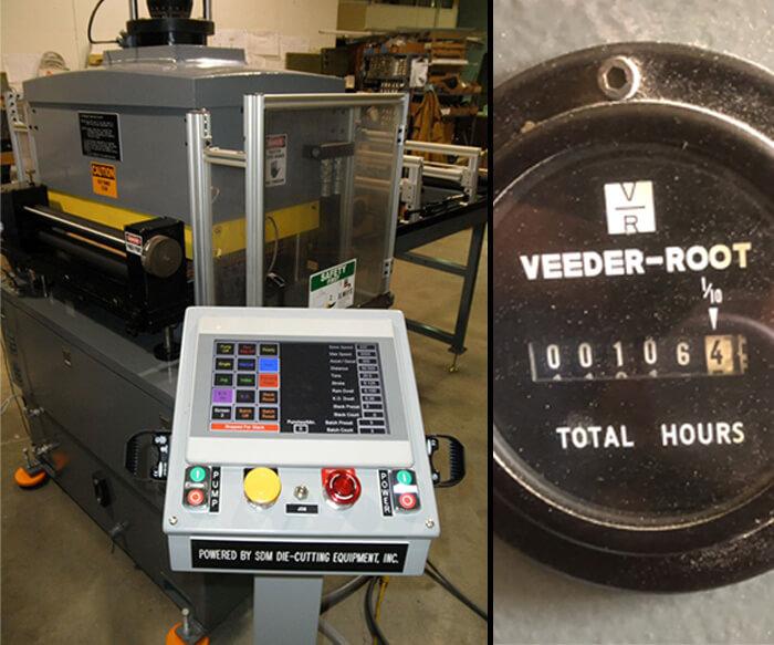 2024 40 Ton Press